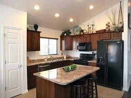 above kitchen cabinet decor ideas above kitchen cabinet decor decorating ideas for kitchen