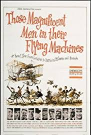 quei temerari sulle macchine volanti those magnificent in their flying machines or how i flew from