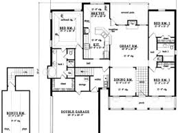 fashionable inspiration 1 7000 square feet home plans house plans