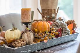 fall centerpieces farmhouse fall table centerpiece worthing court