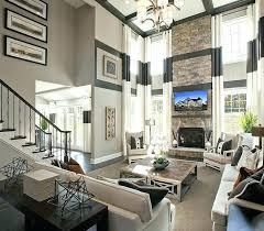 home design story rooms two story family room curtains amazing for inspiring with home
