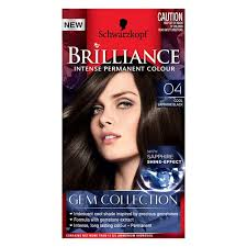 saphire black hair buy schwarzkopf brilliance hair colour cool sapphire black 04 1pk