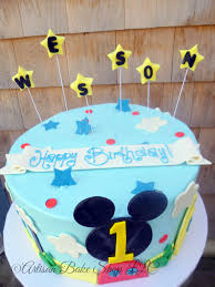 mickey mouse clubhouse birthday cake 1st birthday cakes specialty 1st birthday cakes