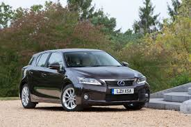 lexus luxury hatchback new lexus ct 200h hybrid hatch goes on sale in the uk priced from