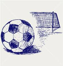 best 25 soccer drawing ideas on pinterest cool heart drawings