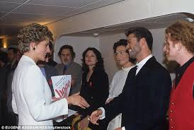 george michael happy birthday princess diana confides in george michael about divorce daily