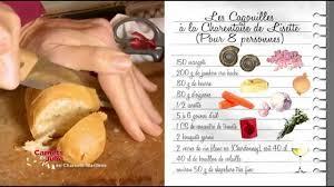 la cuisine de julie 3 recette cagouilles à la charentaise les carnets de julie