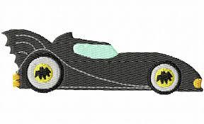 batmobile breezy lane embroidery