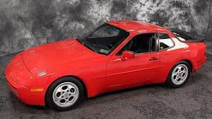 red porsche truck porsche 944 classics for sale classics on autotrader