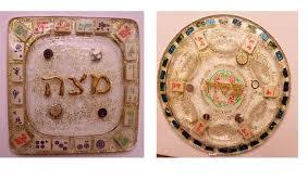 passover plates mahjong seder plate mahjong matzah plate passover plates
