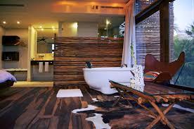 Oasis Design Ideas Of Contemporary Resort On Night Home - Resort bathroom design