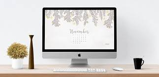 design your own desk calendar november 2016 free calendar background desktop wallpaper