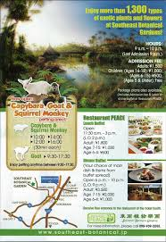 Types Of Botanical Gardens by Exotic Zoo Inside Southeast Botanical Gardens U2013 Okinawa Hai
