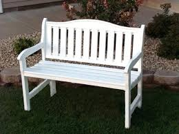 wood patio benches large size of stone and wood garden benches