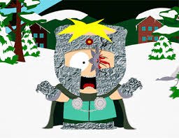 South Park Butters Meme - south park bilder butters with a shruiken in his eye hintergrund