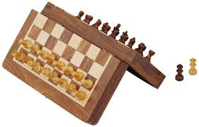 amazon com best travel chess set souvnear 7 5
