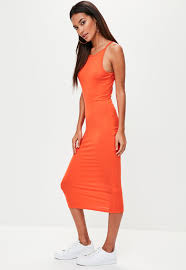 orange dress orange bodycon dresses women s orange bodycon dresses online
