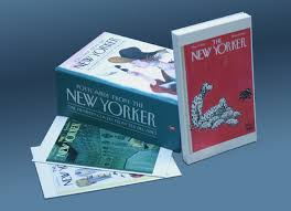 photo postcards postcards from the new yorker one hundred covers from ten decades