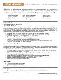 Best Resume Objectives For Sales by Best Sales Resumes Sales Resume Samples Livecareer Cv Template