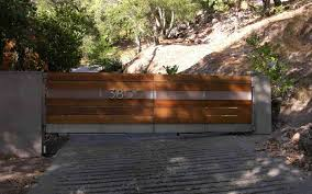 wood gates access control systems driveway gates security