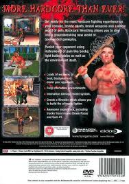 Backyard Wrestling Video Game by Backyard Wrestling Don U0027t Try This At Home Box Shot For