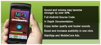 sound lifier for android buy mp3 sound booster app source code sell my app
