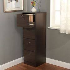 4 Drawer Wood File Cabinets For The Home by 4 Drawer File Cabinet Ebay