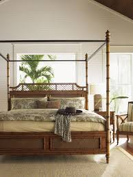 Island Bedroom Furniture by Island Estate West Indies Bed Lexington Home Brands