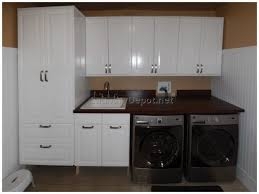 Small White Storage Cabinet by Laundry Room Laundry Room Storage Cabinet Photo Laundry Area