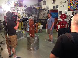 Echolocation For The Blind Daily Planet Tv Show On Discovery Channel Featuring A Blind Man