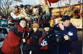 after 60 years macy s employee to get spotlight at parade ny