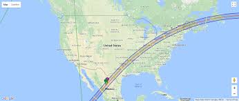Houston Map Usa by Did You Miss Yesterday U0027s Total Solar Eclipse Here U0027s Your Next