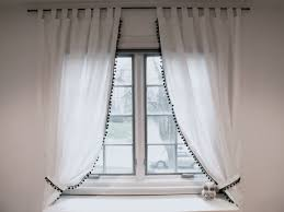 White Curtains Nursery by Baby Nursery Decorative Window Curtains For Room Decors White