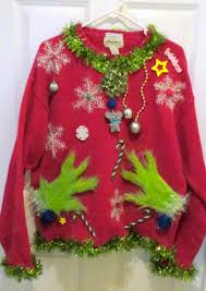 grinch christmas sweater 12 places to buy an christmas sweater that s so bad it s