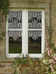 best 25 lace stencil ideas on diy lace window