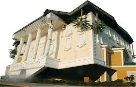 Wonderworks Upside Down House Myrtle Beach - pigeon forge attractions things to do in pigeon forge