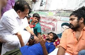 Seeking Kerala Sreejith S 764 Day Battle Seeking Probe Into His S