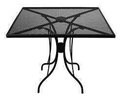 Patio Table Bases Commercial Outdoor Butterfly Steel Table Base For 36 Or 42