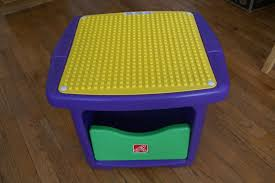duplo table with storage duplo table duplo compatible baseplates check price on amazon