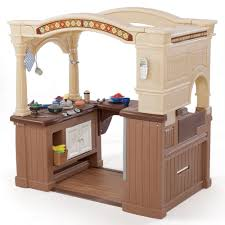 Step2 Party Time Kitchen by Lifestyle Fresh Accents Kitchen Kids Play Kitchen Step2