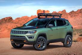 jeep compass trailhawk 2017 white 2017 jeep easter safari concepts revealed loaded 4x4