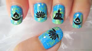 70 mixed buddhist symbol nail art decals megapack bx1