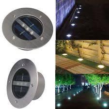 Solar Lights For The Garden Solar Light Led Square Underground Garden Yard Lawn Path Lamp