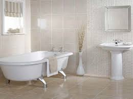 Modren Bathroom Tile Ideas Natural Area With Shower Also - Bathroom tile designs photo gallery