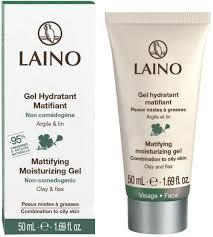 laino gel laino mattifying moisturizing gel mud for and mixed