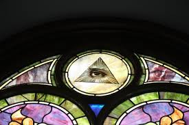 file dumbarton umc stained glass detail eye of providence jpg