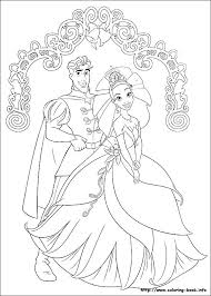 Disney Princess Tiana Coloring Sheets Photos Pages Free Best The Princess And The Frog Sheets