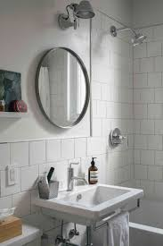 bathrooms how to clean bathroom mirror by maids and moore