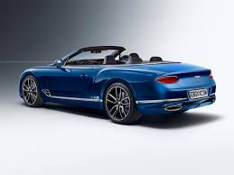 bentley continental convertible yes a 2018 bentley continental gt cabriolet would look like this