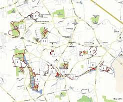 Massachusetts Map Of Towns by Open Space Committee Hanover Ma